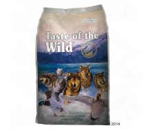 Taste of the Wild Wetlands Canine Formula корм для собак с мясом жареной дичи