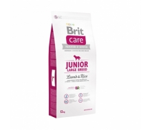 Brit Care (Брит кеа) Junior Large Breed Lamb корм для молодых собак крупных пород, с ягненком