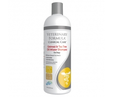 Veterinary Formula Clinical Care Oatmeal&Tea Tree Oil Infuser Shampoo шампунь для собак