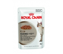 Royal Canin Ageing +12 в соусе (старше 12 лет)