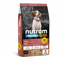 Nutram (Нутрам) S2 Sound Balanced Wellness Natural Puppy Food корм для щенков