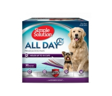 Simple Solution All Day Premium Dog Pads пеленки для собак
