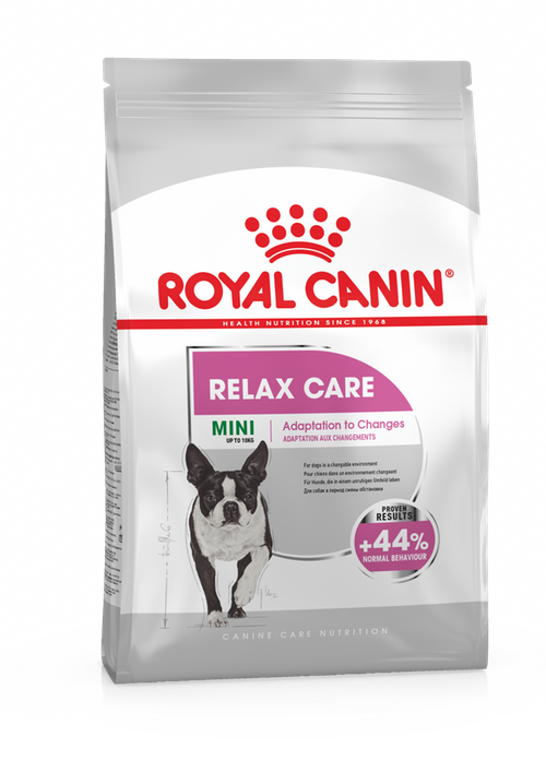 Royal Canin (Роял Канин) Mini Relax Care корм для собак мелких пород, подверженных стрессовым факторам