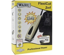 Wahl (Уолл) Flexi Cut 2 in1 профессиональная машинка для стрижки животных