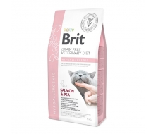 Brit Veterinary Diet Cat Grain free Hypoallergenic беззерновая гипоаллергенная диета