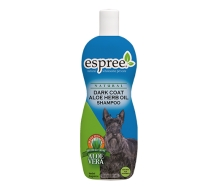 "Espree (Эспри) ""Dark Coat"" Aloe Herb Oil Shampoo темный окрас"