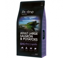 Profine (Профайн) Adult Large Salmon & Potatoes корм для собак крупных пород