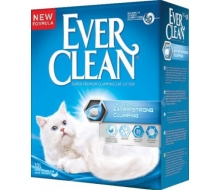 Ever Clean Extra Strong Clumping Unscented комкующийся наполнитель без аромата