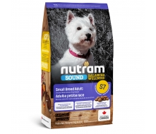 Nutram (Нутрам) S7 Sound Balanced Wellness Small Breed Adult Dog корм для собак мелких пород