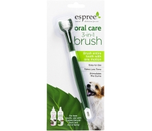 Espree Oral Care 3 in 1 Brush щетка для ухода за зубами