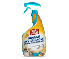 Simple Solution Orange Oxy Charged Stain & Odor Remover нейтрализатор запахов
