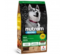 Nutram (Нутрам) S9 Sound Balanced Wellness Natural Lamb Adult Dog корм для собак с ягненком