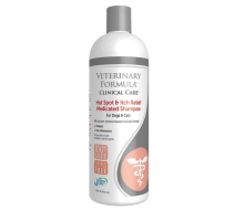 Veterinary Formula Hot Spot&Itch Relief Medicated Shampoo шампунь для собак и кошек