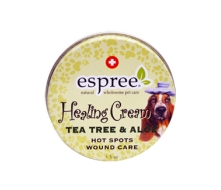 Espree (Эспри) Healing Cream Tea Tree & Aloe крем для лапок