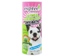 Espree (Эспри) Oatmeal Baking Soda Dry Bath сухой шампунь