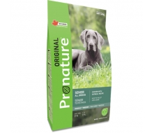 Pronature Original Dog Senior Chicken & Oatmeal корм для малоактивных и пожилых собак