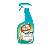 Simple Solution Cat Stain And Odor Remover пятно- и запаховыводитель