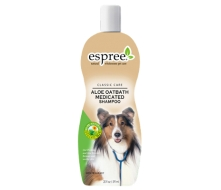 Espree (Эспри) Aloe Oat bath Medicated Shampoo овес и алоэ вера