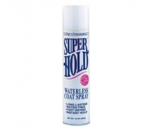 Chris Christensen Super Hold Waterless Coat Spray лак для укладки шерсти
