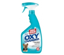 Simple Solution Oxy Charged Stain And Odor Remover кислородный пятно- и запаховыводитель