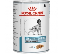 Royal Canin Sensitivity Control Duck and Rice влажный на утке